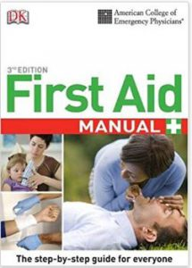 Top 10 safety and first aid books, Safety and first aid books, Most readable first aid books,