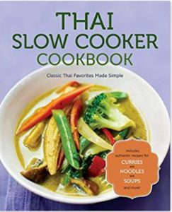 Thai Recipe Books, Thai Cooking Books,