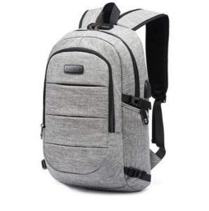 smart backpack with charger, smart backpacks for travel,