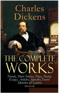 Top 10 Essential Novels by Famous Writer, Best Selling Novel by Charles Dickens,