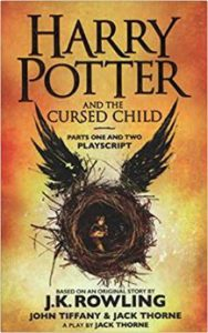 Famous Harry Potter Book, Important Harry Potter Magical Book,