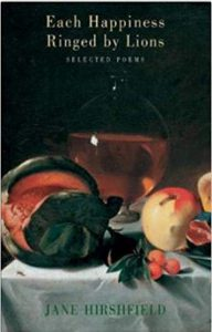 popular poetry books by Jane Hirshfield, most famous poetry books of Jane Hirshfield,