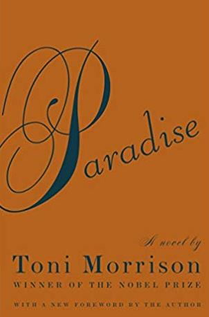 best selling book by Toni Morrison.