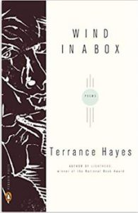best selling poetry book of Terrance Hayes, important poetry books of Terrance Hayes