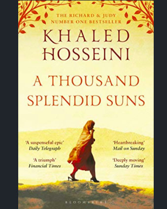 books by Khaled Hosseini, best books by Khaled Hosseini
