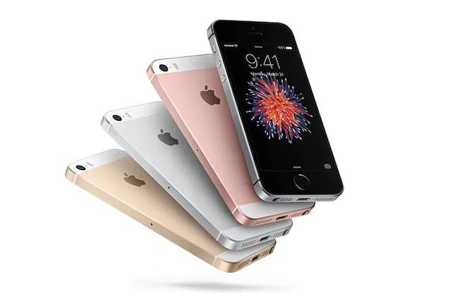 iPhone SE specifications, iPhone SE specifications