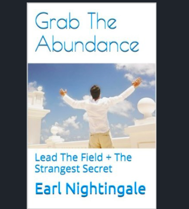 Earl Nightingale's books, top Earl Nightingale Book, a best-selling book by Earl Nightingale