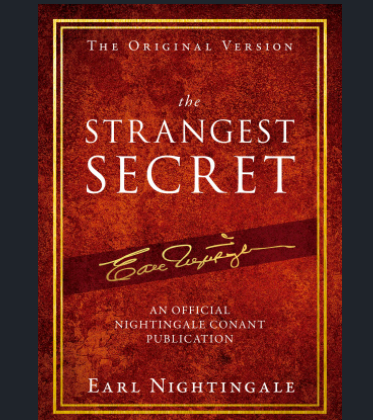 10 famous Earl Nightingale books, a famous book by Earl Nightingale, Earl Nightingale's books
