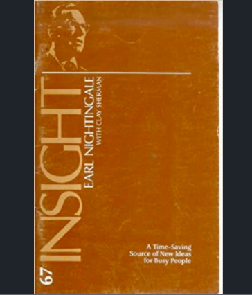 10 famous Earl Nightingale books, a famous book by Earl Nightingale