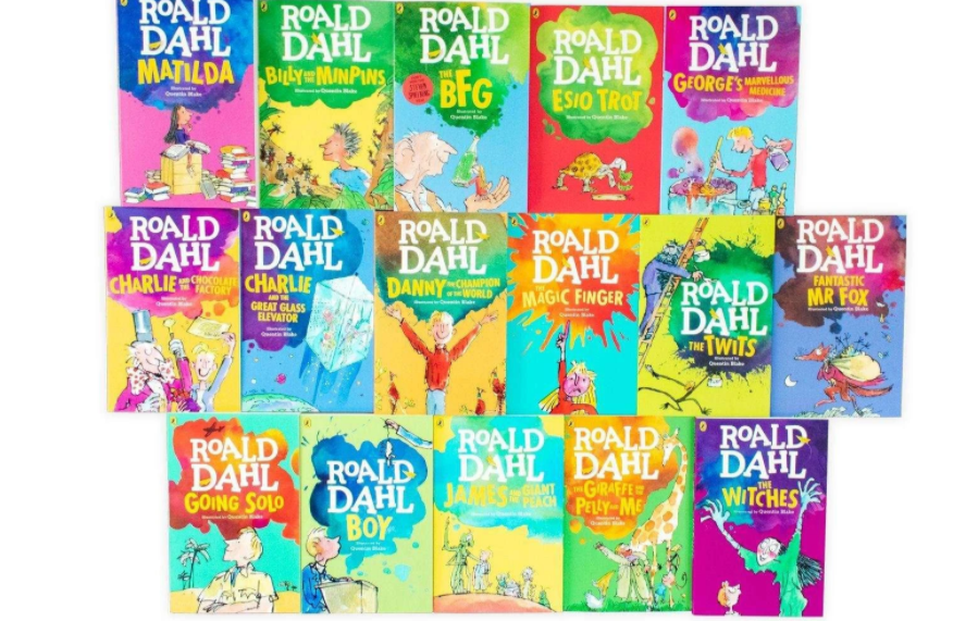 books written by Roald Dahl, famous books by Roald Dahl, top Roald Dahl's books, a novel by Roald Dahl, book by Roald Dahl, top book by Roald Dahl,